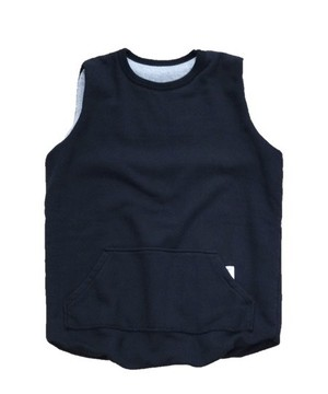 TOWN CRAFT/REVERSIBLE GILET