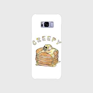 送料無料 [Android用スマホケース] Creepy Pancake