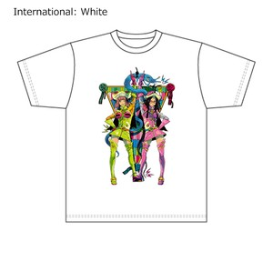 [White] T-shirt Design by jbstyle.
