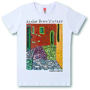 ATBR-V-SST-028 Tシャツ モンテリッジョーニ