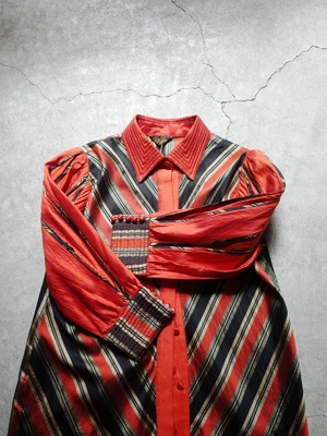 visitor blouse