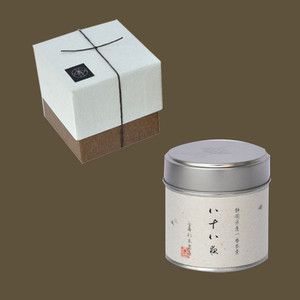 八十八夜の茶 小缶1本箱