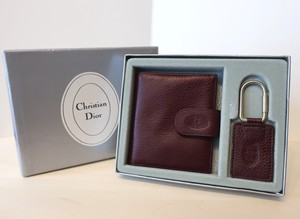 Dior Wallet&Key Charm Set