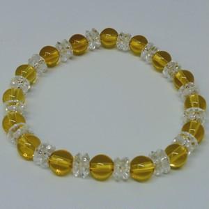 黄水晶腕輪
