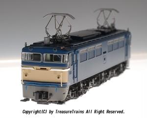 EF65形0番台(KATO製#3088-1ベース)特製品