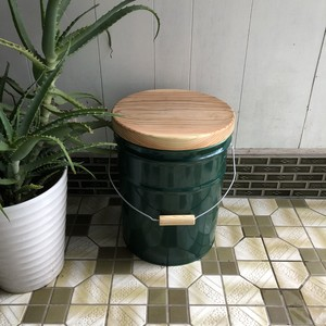 CANSTOOL GREEN