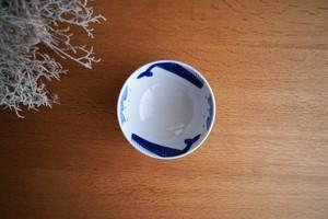砥部焼/くらわんか茶碗(大)/くじら/森陶房