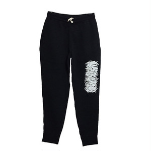 Marrion Apparel Logo Pants (Black×White)