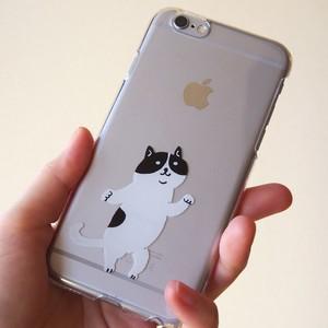 iPhoneハードケース<どろぼう猫> #iPhoneX対応