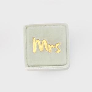 THE MRS.BOX(ザ・ミセスボックス)クラシックサイズ「mrs」 NOUVELLE(ミントグリーン)