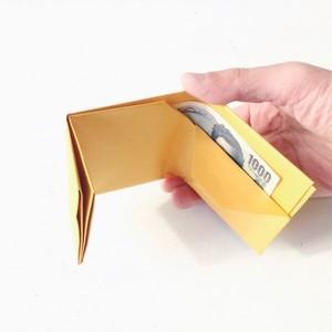 平山昌尚 紙のサイフ