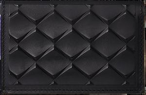 Scale pattern[名刺入れ]-BLACK