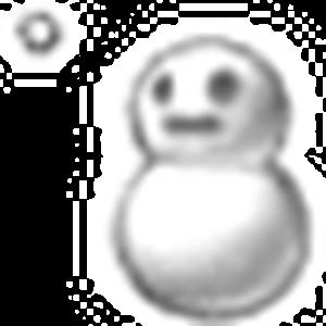 雪だるまさんセット