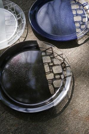 サブロウ あふみリム皿大