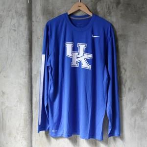 NIKE (ナイキ) NCAA dry-fit L/S Tee 【KENTUCKY】