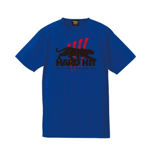 HH PANTHER DRY COTTON TEE / COBALT BLUE