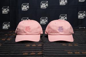 PINK 6PANEL CAP