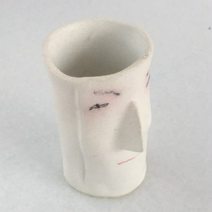 顔カップ2