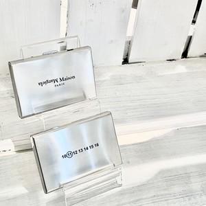 Maison Margiela【メゾン マルジェラ】ロゴカードケース.