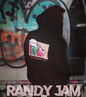 like jam? zip hoodie