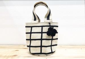 ワユーバッグ(Wayuu bag) Basic line ミニトート