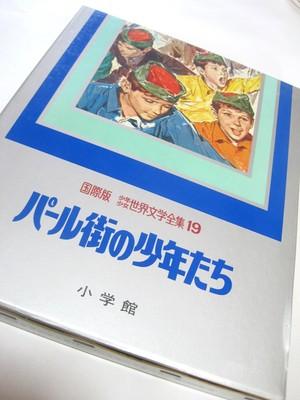 パール街の少年たち 国際版少年少女世界文学全集19