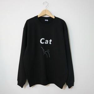 Cat スウェット