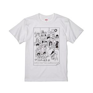 Café de Lien*二周年記念Tシャツ 受注生産品
