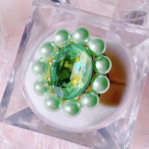 【ring】Candy green