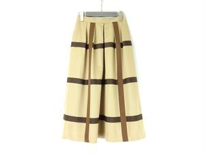 PO/COグログランテープスカート