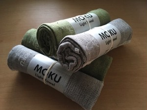 MOKU Light Towel  今治タオル   M(33㎝×100㎝)