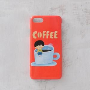 marupon スマホケース 【coffee】 iPhone全機種対応♪その他機種多数対応♪