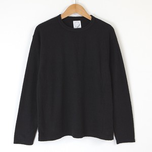 LONG SLEEVE T-SHIRTS ブラック