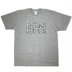 "Printed T-shirt ""Slump Age"""