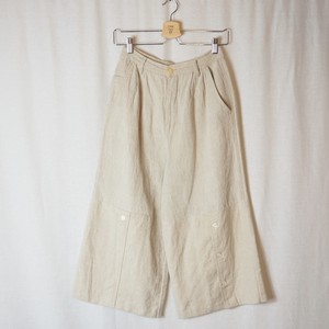 Remake Linen Wide Pants