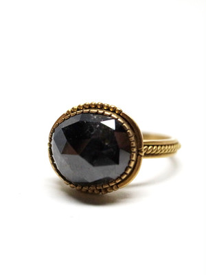 Black Diamond Ring / IMS-R25
