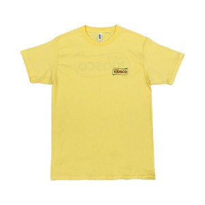KIOSCO UNIFORM S/S Tee -Banana-