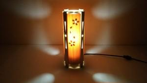 【いやしとやすらぎの空間】を演出する 青森ヒバ 木製 ランプシェード   No.   013