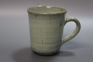 斑唐津ミルクカップ