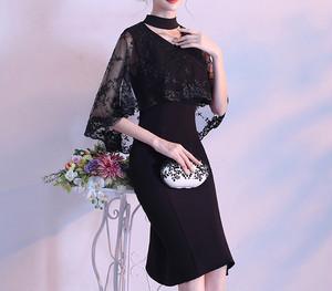 「破格」 ワンピース ドレス お呼ばれ 結婚式 二次会 女子会 タイト