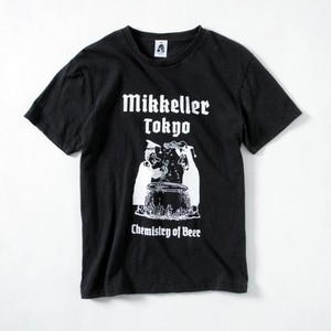 "TACOMA FUJI RECORDS × Mikkeller Tokyo  ""Chemistry of Beer"" Tee [Black]"