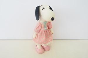 品番SB-018 スヌーピーの妹  『ベル』の人形