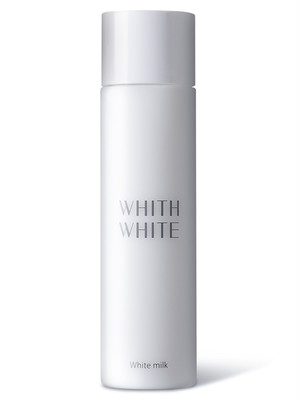 WHITH WHITE 乳液 150ml