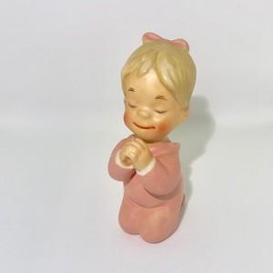 1960年代 ローズちゃん人形 高島屋ノベルティ(ピンク)【ヴィンテージ】【レトロ】【昭和】