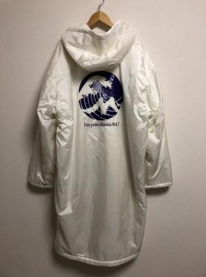 2000's Fm yokohama 84.7 bench coat