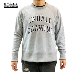 海千山千會 UNHALF DRAWING ORIGINAL SWEAT