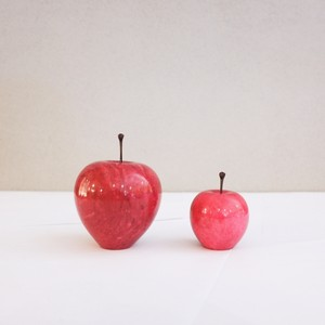 【 DETAIL inc 】Marble Apple - Large -