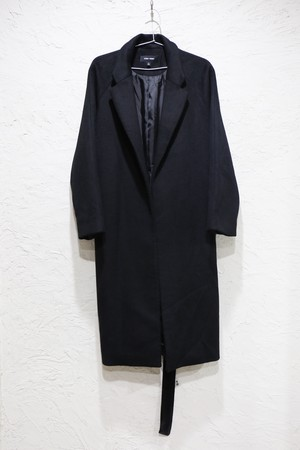 Black Gown Coat