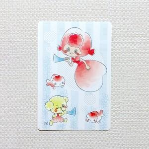 らんちゅう姫◎ポストカード