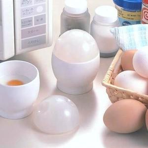 半熟卵調理器 エッグクッカーマイルド 箱入 2P タイガークラウン